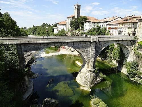 Cividale del Friuli, Ponte del Diavolo