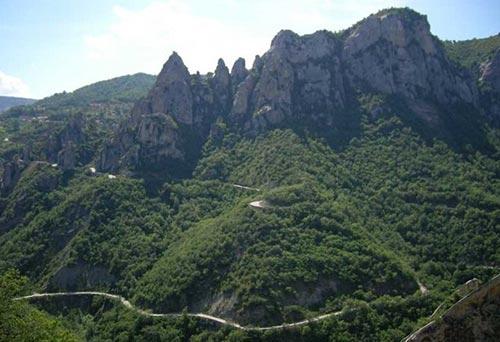 Lukanische Dolomiten