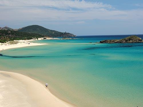 Sardischer Strand