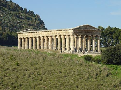 Tempel von Segesta