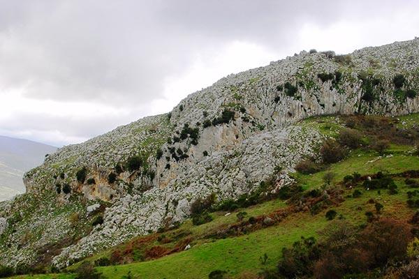 Die Nebrodi-Berge
