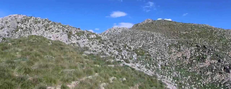 Castelmola und der Monte Venere