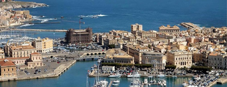 Kleines Lexikon der Sehenswürdigkeiten in Sizilien: Provinz Syrakus