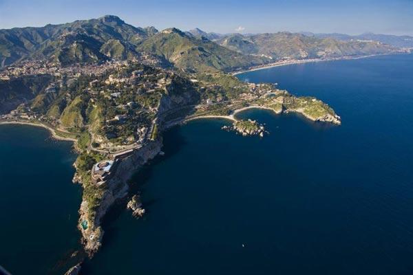 Taormina, Castelmola, Monte Venere
