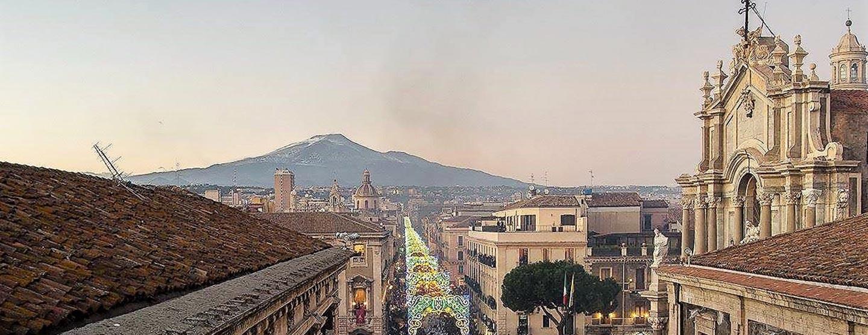 Das Fest der hl. Agathe, Catania