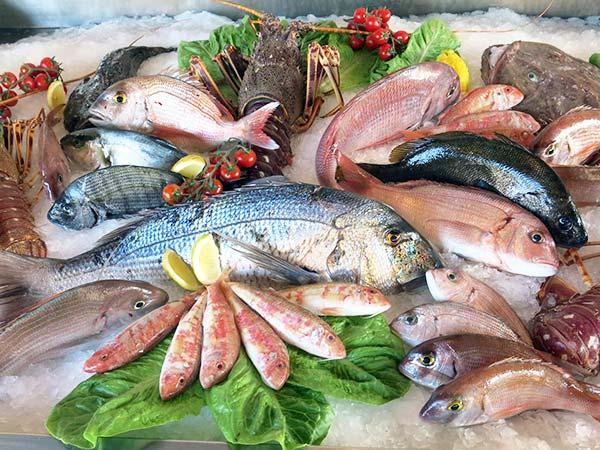 Sizilianischer Fisch